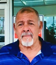 Peter Rego of Bermuda is appreciative of the help he received when he was stricken with a medical emergency at Port Canaveral.