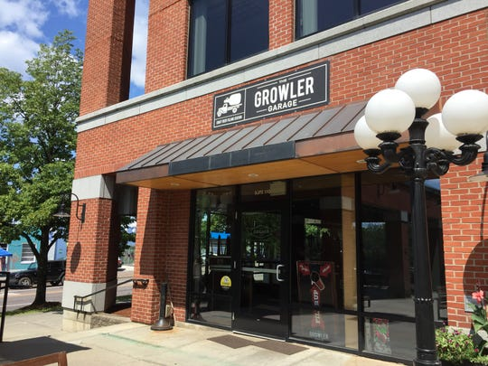 The Garage, which began in South Burlington five years ago as The Growler Garage, is shutting down its Burlington bar after business Saturday.
