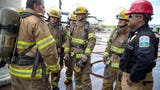 A lot goes into training a firefighter in the Refinery Terminal Fire Company. Here's what Assistant Fire Chief Riley Maxson said about the job.