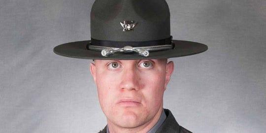 Trooper Jeremy Ault