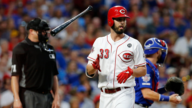 Cincinnati Reds notes: Jesse Winker injury, Arizona Fall