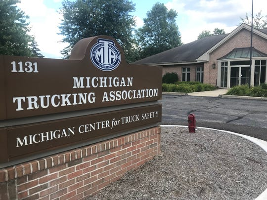 The Michigan Center for Truck Safety, which receives millions in state grants funded by vehicle registration fees, is an arm of the Michigan Trucking Association, which lobbies for the industry.