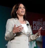 Democratic presidential candidate Sen. Kamala Harris, D-Calif.