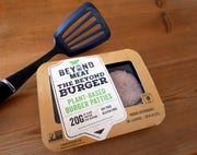 Since Beyond Meat arrived on the scene in 2013, sales of meat substitutes among the nine largest producers have climbed 56%