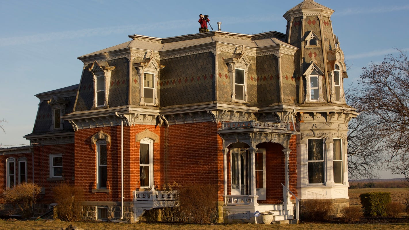 Historic Michigan home featured on new Travel Channel ghost show