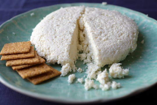 Queso Fresco cheese. (Hillary Levin/St. Louis Post-Dispatch/TNS)