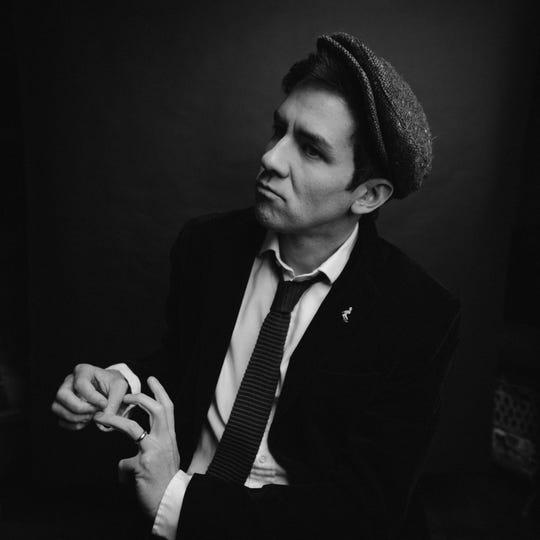 Jacksonville Beach singer-songwriter and multi-instrumentalist RickoLus