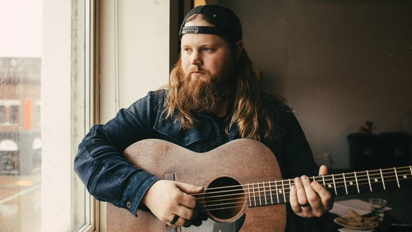 """""""The Voice"""" runner-up Chris Kroeze plays the final Sunset Concert Series show of the season Aug. 18  at the Peg Egan Performing Arts Center in Egg Harbor."""
