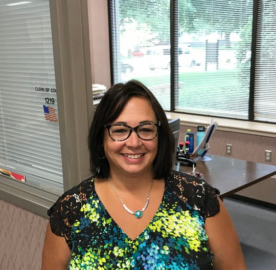 Trisha LeFebre has beeen appointed Clerk of Circuit Courts for Oconto County. She has worked for the county for nearly 30 years, the last 25 under Michael Hodkiewicz, who resigned and left the job Aug. 2.