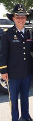 2nd Lt. Jenna Schaak