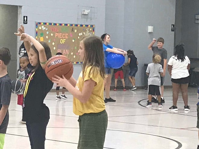 The recently opened Boys and Girls Club of Henderson is among the organizations receiving a grant from the Henderson Lions Club.