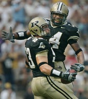 Kyle Williams (34) transferred to Purdue after failing to qualify at Iowa as a five-star recruit. He lasted only one season there ... and his life took a dark turn while in West Lafayette, Indiana.