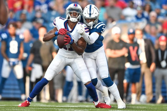 Without Andrew Luck, Colts look lousy in preseason opener at Buffalo
