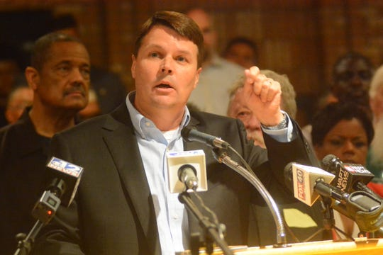 """Cliff Johnson, the director of the MacArthur Justice Center at the University of Mississippi School of Law, criticized state officials such as U.S. Attorney Mike Hurst for allowing the federal government to carry out raids in Mississippi. A former U.S. attorney, Johnson said the post allows """"great discretion,"""" especially on moral issues."""