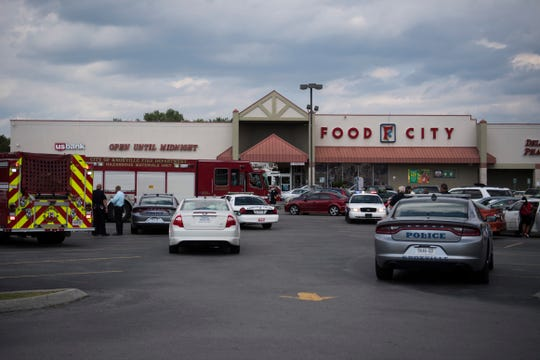 A child was found dead in a car parked outside a Food City at approximately 3 p.m. on 5078 Clinton Highway, Friday, Aug. 9, 2019. The gender and age of the child were not immediately available.