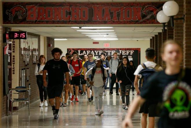 Lafayette Jefferson High School