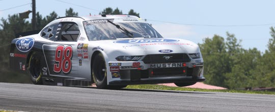 NASCAR X-Finity's Mid-Ohio 170 is postponed to a date yet to be determined.