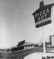 Mountain Home's Pizza Hut location opened on Oct. 22, 1974, at the corner of U.S. Highway 62 E and Commerce Drive. The Mountain Home location is not one of the almost 500 dine-in locations the pizza chain plans to close in the next two years, restaurant director Alex Baugh said Friday.