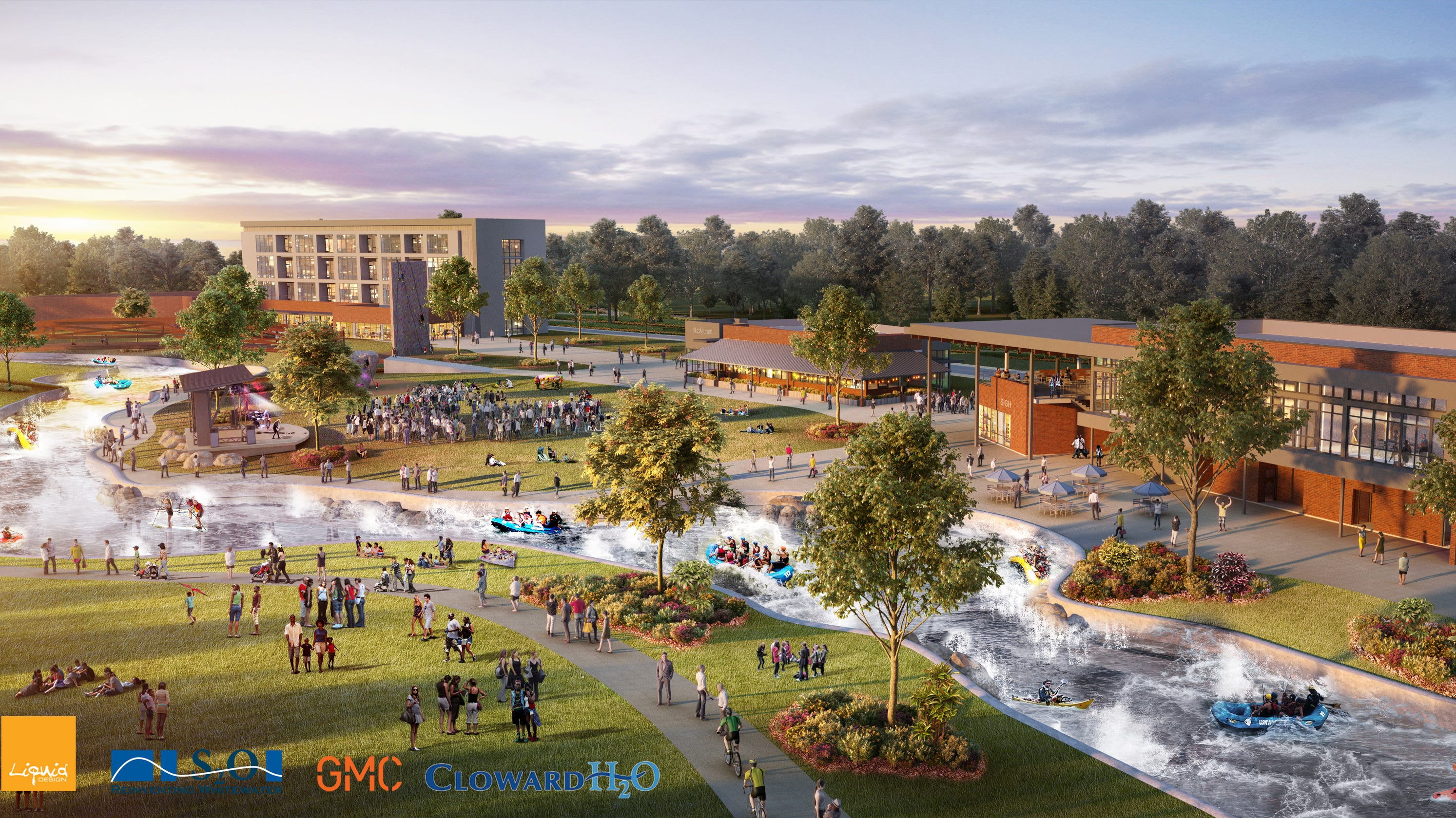 $50M whitewater park coming to downtown Montgomery