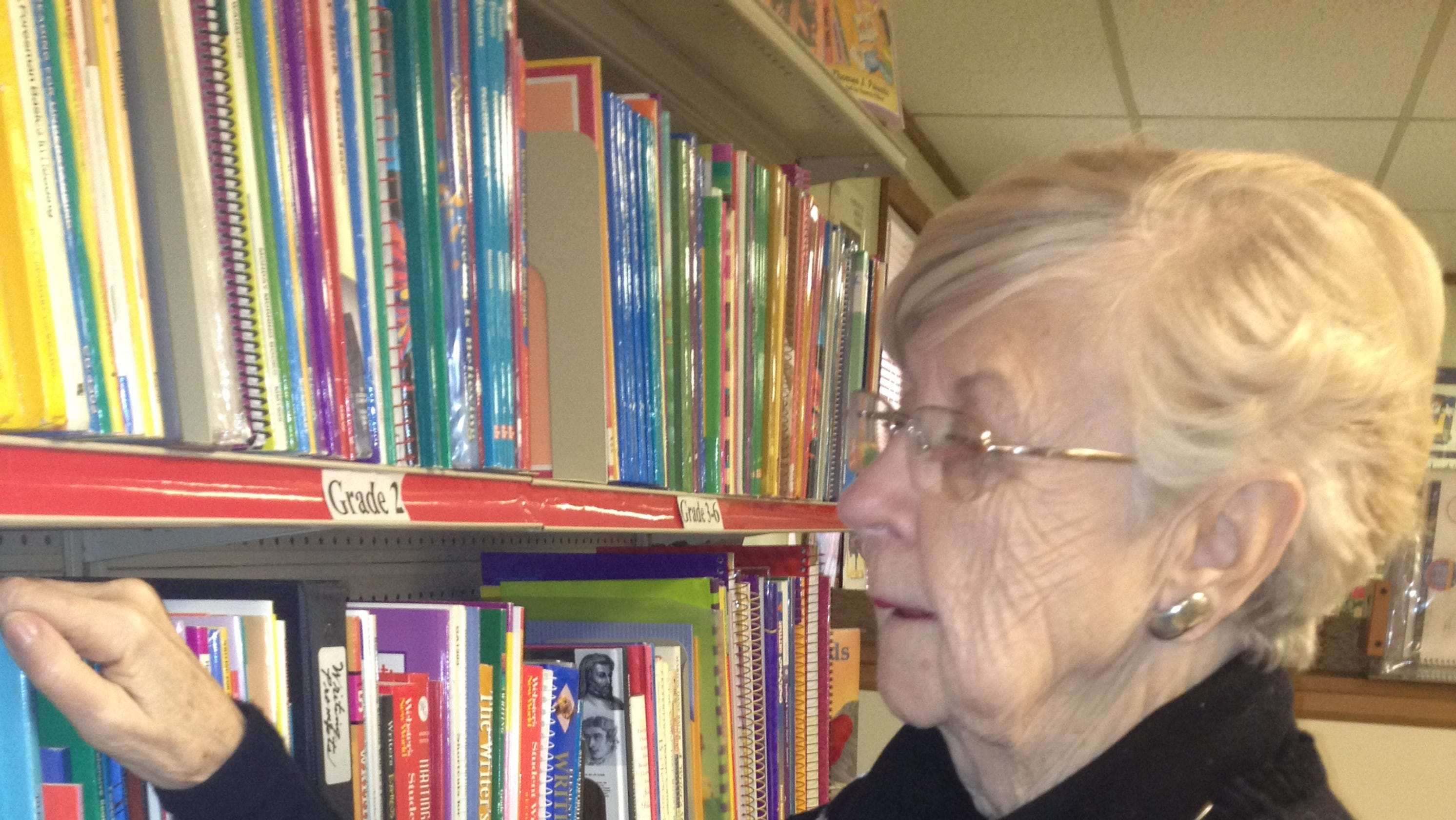 Area Roundup: Library Project To Honor Marilyn Carey