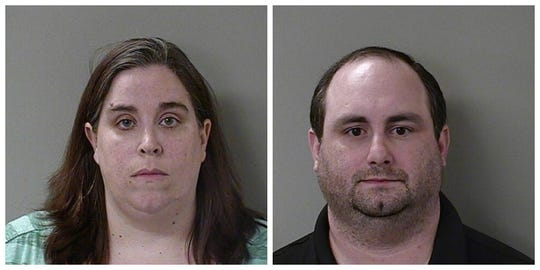 Emily and Christopher Hart are face charges related to the death of 13-year-old Johnathan Hart, who died in 2016.