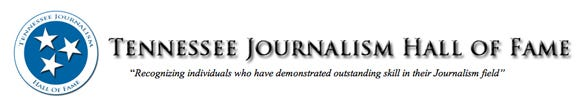 The Tennessee Journalism Hall of fame inducted six new journalists on Aug. 6, 2019.