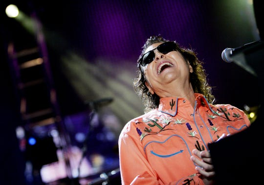 Country music singer and pianist Ronnie Milsap will headline the Las Cruces Country Music Festival on Oct. 12.