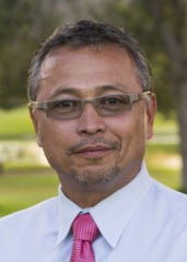 Mike Tellez is a candidate for Las Cruces Mayor.