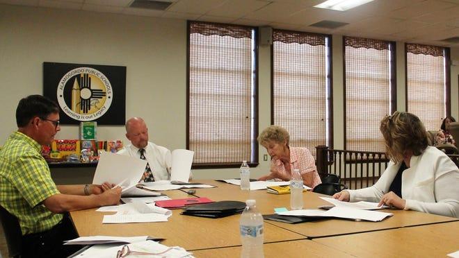 Alamogordo Public Schools held a workshop to discuss new medical cannabis laws.