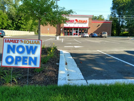 The Family Dollar on Van Born in Westland is open.
