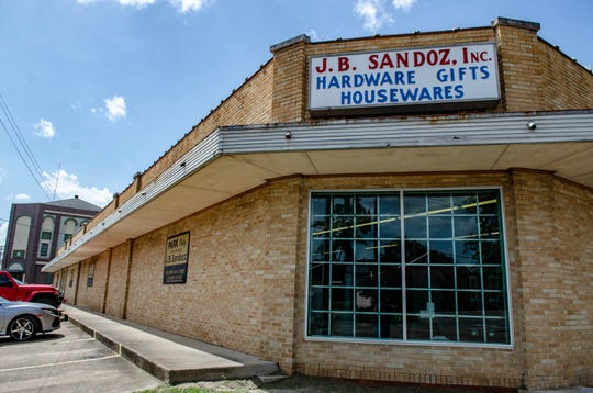 After 140 years of operation in Opelousas, Louisiana J.B. Sandoz store is going to be closing its doors. A going out of business sale will be starting Monday.