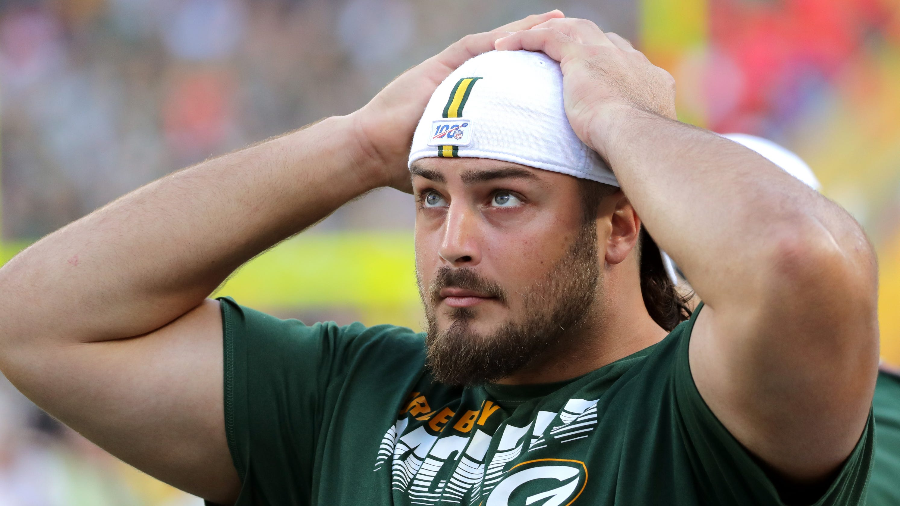 Packers' David Bakhtiari made umpire aware of potential penalties before they were called
