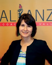 Silvia Paz, executive director of Alianza, is a finalist for a national leadership award.