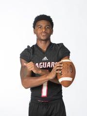 Super Senior - Donte Thompson.  West Florida High School.  August 9, 2019