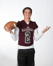 Super Senior - Tyler England - Navarre High School.  August 9, 2019
