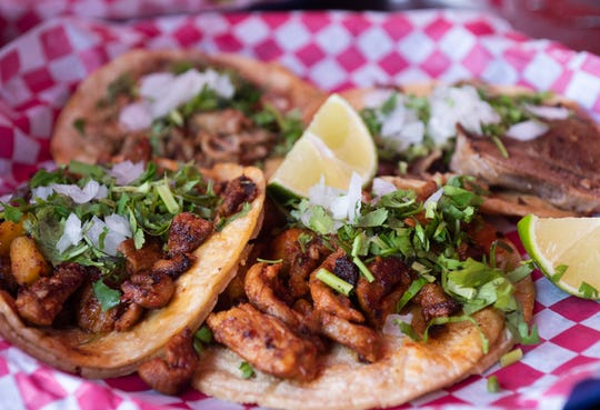 The Tacos El Amigo food truck on Tippin Avenue offers diners a taste of Mexico in Pensacola with their fresh-made cuisine.