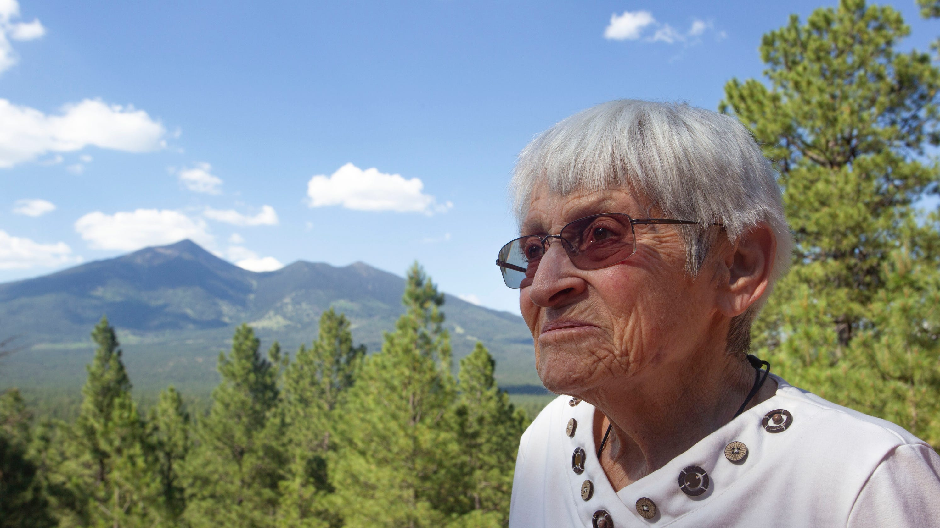 Carolyn Shoemaker has discovered 32 comets and more than 500 asteroids