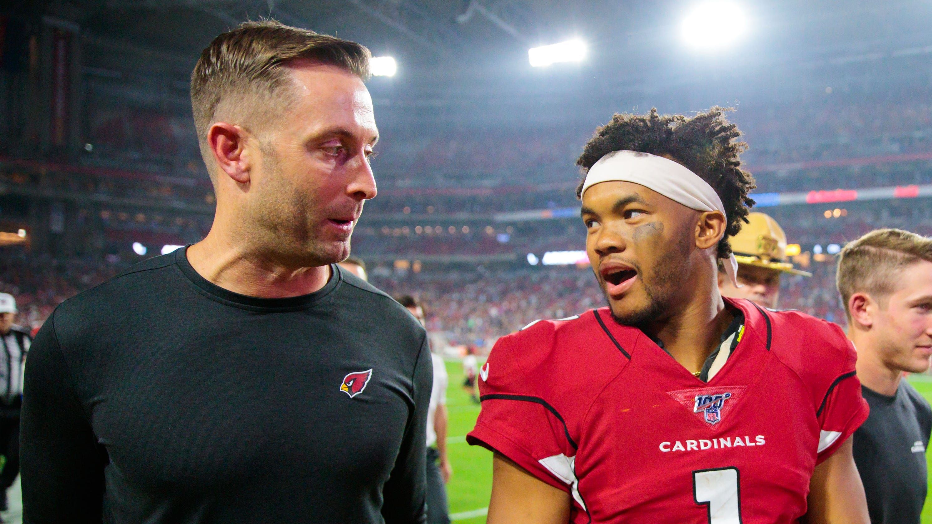 6deb5e99 Cardinals: 5 things we learned from Kyler Murray and Kingsbury's debut
