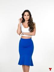 """Carmen Villalobos es Catalina Santana en """"El Final del Paraíso""""."""