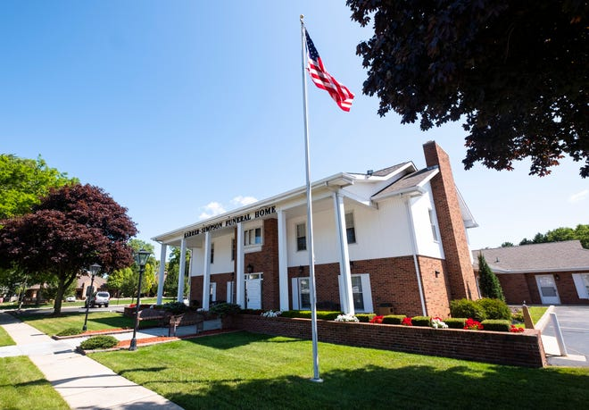 Karrer-Simpson Funeral Home in Port Huron is undergoing singificant renovations, including larger, wheelchair-accessible restrooms, an outdoor patio and a video wall.