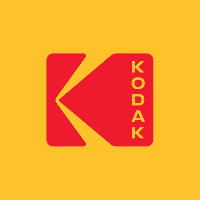 Updated Kodak Logo File