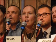 Takeaways from the Redding candidate forum for California's 1st Assembly seat