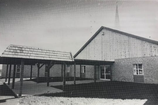 San Angelo's First Church of the Nazarene was first established in 1928, and moved to its present location on West Beauregard Avenue in 1975.