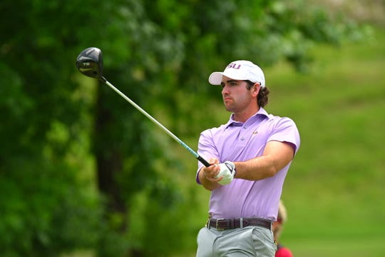 LSU's Philip Barbaree Jr. earned first-time All-Louisiana honors for the 2019-20 season.