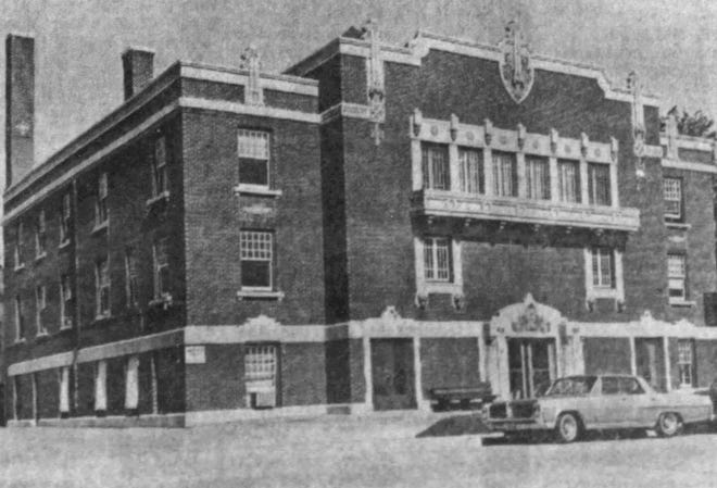 The Sioux Falls Medical and Surgical Clinic in 1965.