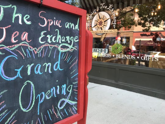 The Spice & Tea Exchange is hosting a grand opening event this weekend at its downtown Sioux Falls storefront.