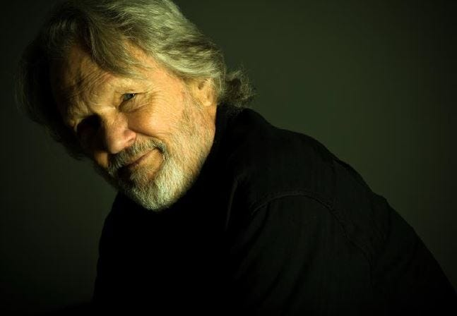 Kris Kristofferson will be making an appearance at the Washington Pavilion in Sioux Falls on Nov. 10, 2019.