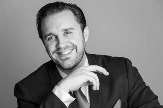 Michael Spyres is an operatic tenor and the artistic director of SRO.