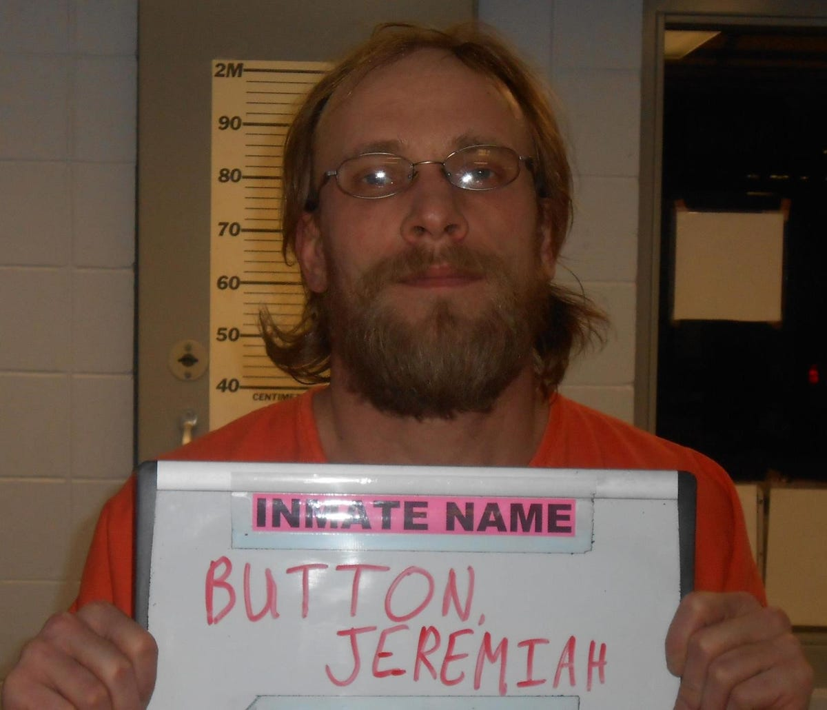 Jeremiah Button: Wisconsin fugitive in shack wanted in