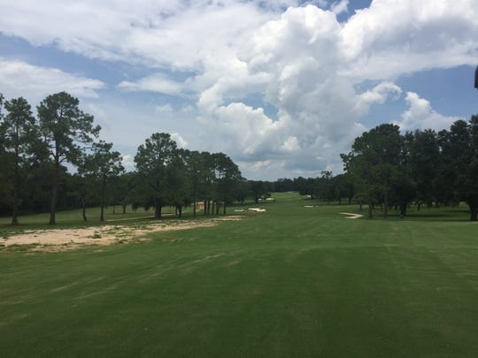 An updated look at the Seminole Golf Course, set to reopen this fall after a course redesign by Jack Nicklaus.